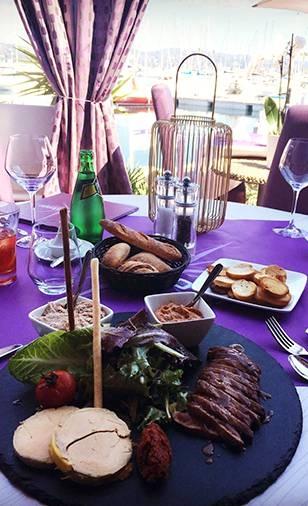 Le Comptoir des Saveurs - Restaurant Cavalaire